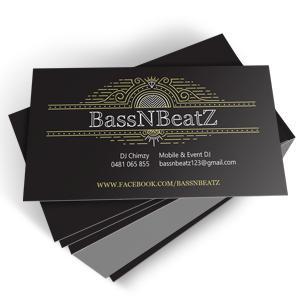 Unique Size Business Cards