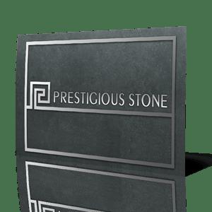 Prestigious Stone Business Cards