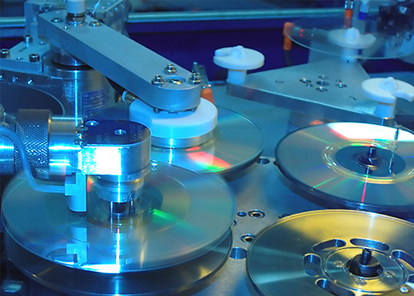 "</p> <h3 style=""text-align: center;""><strong><span style=""color: #fff;"">CD / DVD Duplication</span></strong></h3> <p> We have state of the art equipment to ensure the highest in CD duplication quality. Try us today and see the difference. We can also package your CDs to your own requirements."