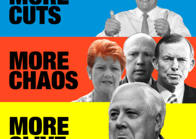 How the 2019 Australian Election was Lost